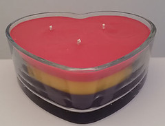 Men's Valentine Soy Wax Candle