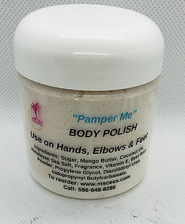 Pamper Me Body Polish