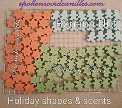 Holiday Wax Tarts