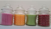 Soy Wax Wickless Candles