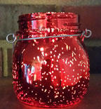 Flicker Soy Wax Scented Candle Jar